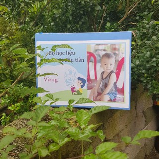Học liệu nhận biết đầu tiên của bé Lever 1 cho bé từ 1 đến 2.5 tuổi