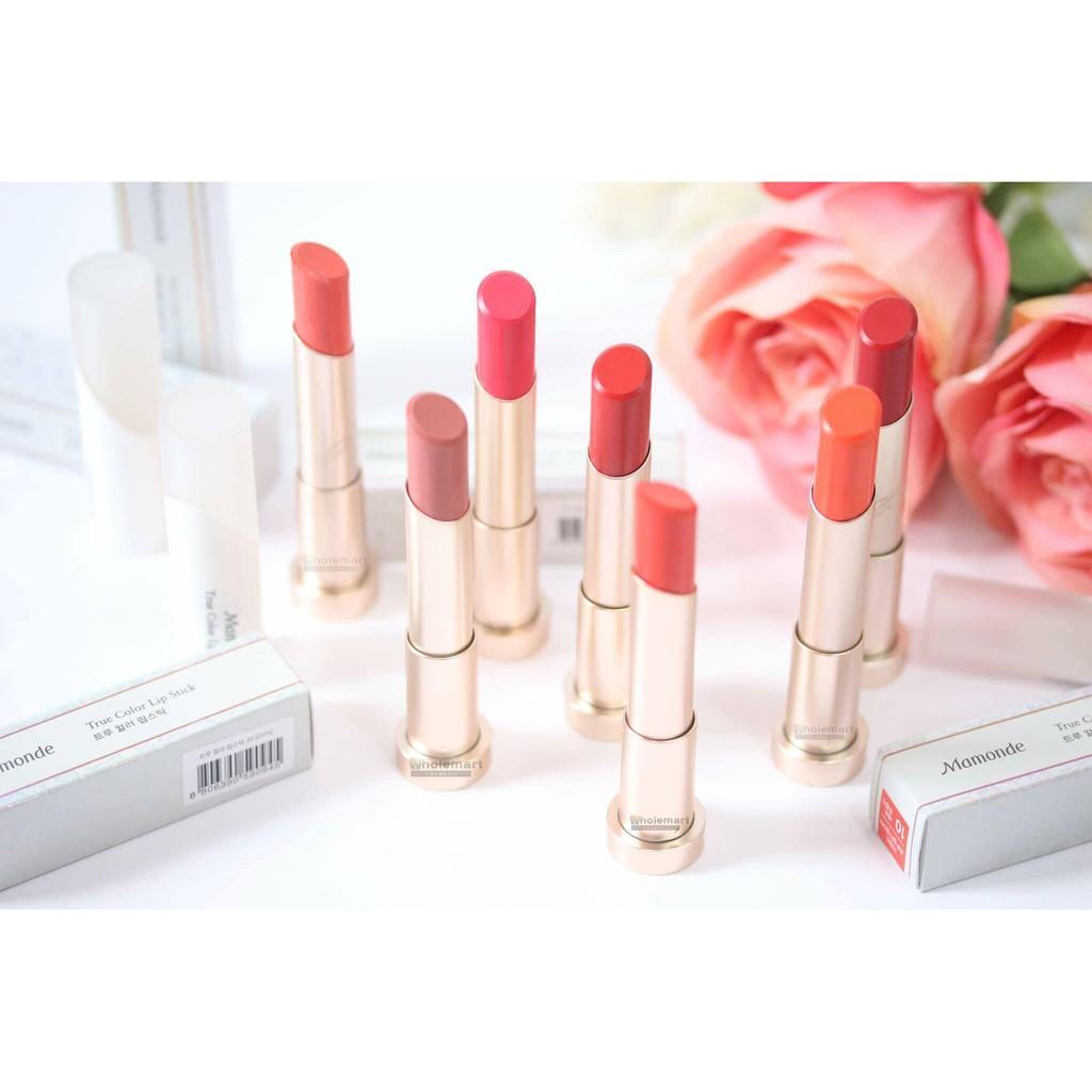 son lì dưỡng môi Mamonde True Color Lipstick màu 09 Thumb