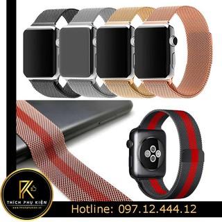 Dây Thép Milanese Apple Watch (Dây Đồng Hồ iWatch)