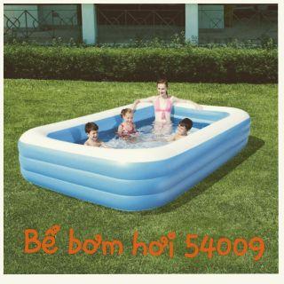 Bể bơi phao 3 tầng 54009BB