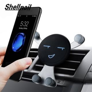 Ô tô Air Air Giá đỡ điện thoại thông minh Điện thoại thông minh GPS Trọng lực Phổ quát Xe điện thoại di động Chủ điện thoại tự động Hỗ trợ cho xe hơi