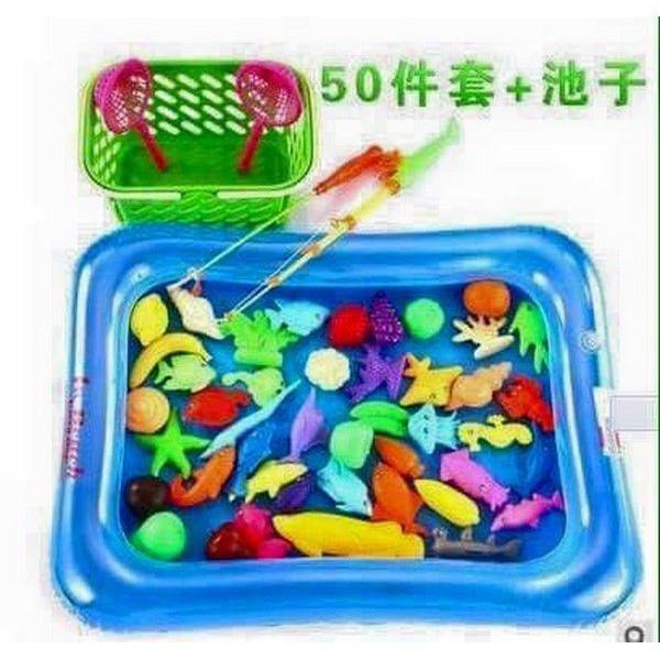 [SIÊU RẺ] Bộ bể câu cá nam châm cho bé - CHẤT LƯỢNG CAO