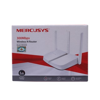 Bộ Phát Wifi Mecusys 3 Râu MW305R chính hãng tốc độ cao thumbnail