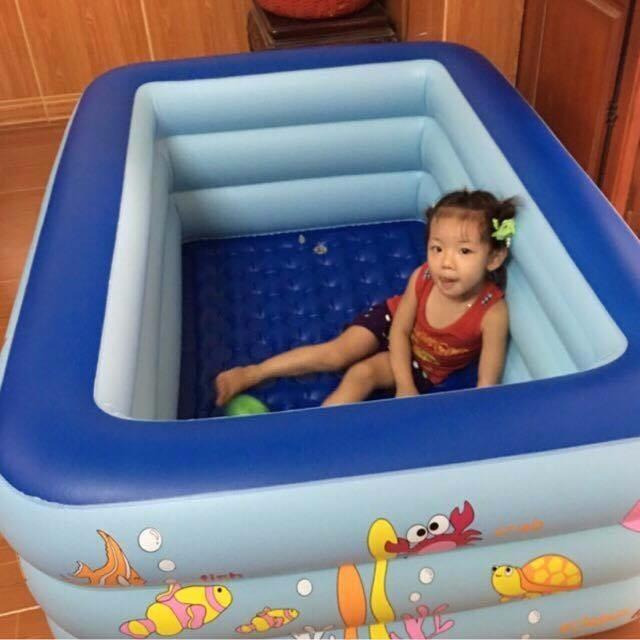 Bể bơi chữ nhật 3 tầng 2m1 - 3413566 , 1313645105 , 322_1313645105 , 398000 , Be-boi-chu-nhat-3-tang-2m1-322_1313645105 , shopee.vn , Bể bơi chữ nhật 3 tầng 2m1