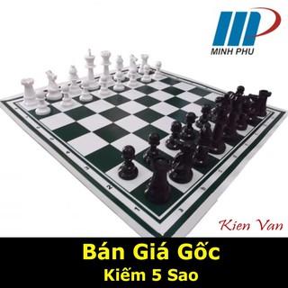 [Ảnh Thật] Bộ cờ vua quốc tế cỡ vừa chất lượng nhất