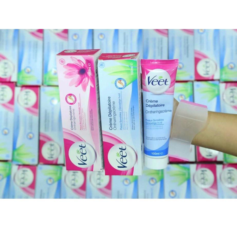 Kem tẩy lông VEET của pháp 100ml – Cream Depilatoire - 3095151 , 417053409 , 322_417053409 , 130000 , Kem-tay-long-VEET-cua-phap-100ml-Cream-Depilatoire-322_417053409 , shopee.vn , Kem tẩy lông VEET của pháp 100ml – Cream Depilatoire