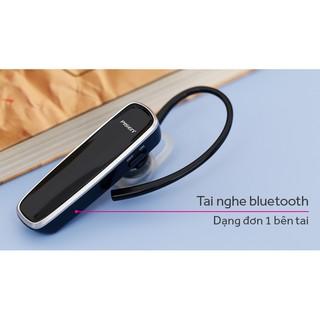 Tai nghe Bluetooth Pisen LE002+ Đen chính hãng