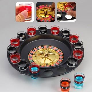 Vòng quay may mắn (Drinking Roulette Set) bởi winz.vn thumbnail