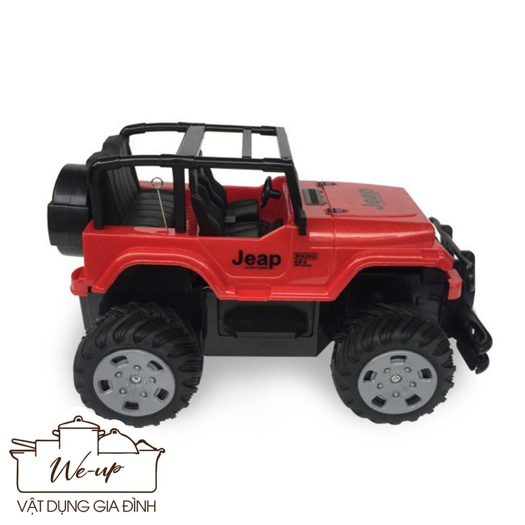 HÀNG XUẤT DƯ_ Đồchơi Cho Bé – Xe Jeep Off-Road Leo Núi Điều Khiển Từ Xa (254)