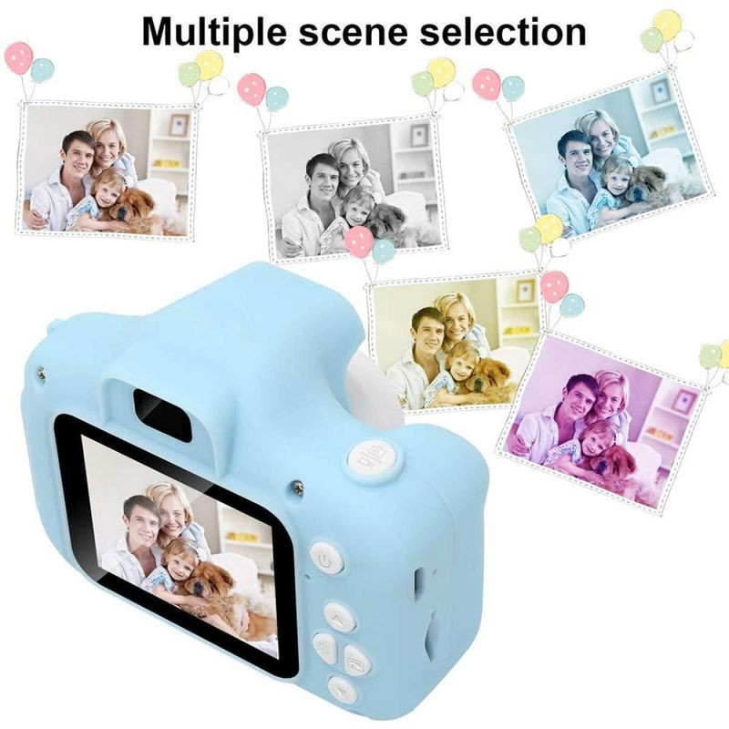 Máy ảnh kỹ thuật số mini 2.0 inch 1080P cho bé