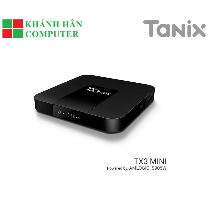 Android TVbox thế hệ mới TX3 Mini - Hàng nhập khẩu nguyên chiếc - Bảo hành 12 tháng 1 đổi 1 - 2711019 , 692934996 , 322_692934996 , 850000 , Android-TVbox-the-he-moi-TX3-Mini-Hang-nhap-khau-nguyen-chiec-Bao-hanh-12-thang-1-doi-1-322_692934996 , shopee.vn , Android TVbox thế hệ mới TX3 Mini - Hàng nhập khẩu nguyên chiếc - Bảo hành 12 tháng 1 đ