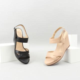 Giày Sandal Công Sở - Aliza 267 - Xăng Đan Đế Xuồng 8 cm - Full Size