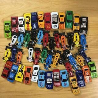 Bộ 50 ô tô sắt cho bé