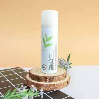 Xịt Khoáng Trà Xanh Innisfree Green Tea Mineral Mits 50ml