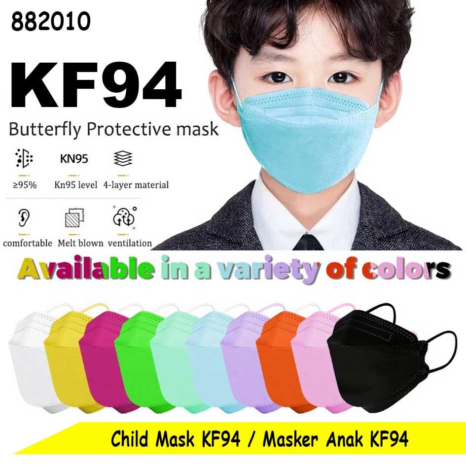 Mặt nạ trẻ em 4Ply KF94 4D