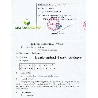 Gel dung dịch vệ sinh phụ nữ thảo dược Topcare Organic ngừa viêm nhiễm, dưỡng và giữ ẩm cô bé - Chai 145ml 6