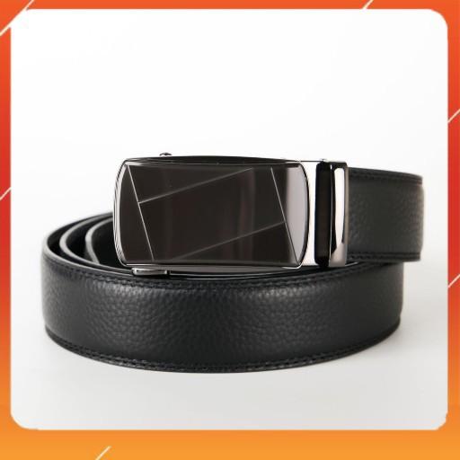 Thắt lưng nam dây nịt nam FTT Leather da bò thật 100% bảo hành chính hãng mẫu 03
