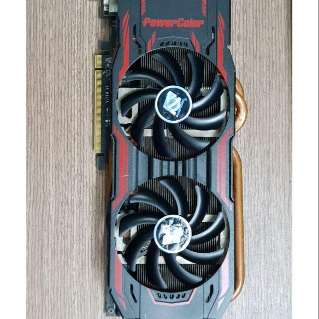 Power color R9 280x 3gb Giá chỉ 1.100.000₫