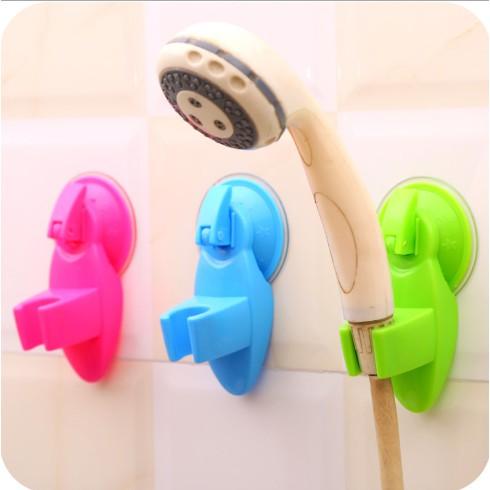Dụng Cụ Giữ Vòi Sen Vòi Xịt Toilet Dán Tường Có Vòi Khóa Chặt