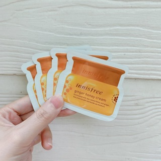 [Sample 1ml] Kem Dưỡng Ẩm Và Giữ Ẩm Chuyên Sâu Với Chiết Xuất Từ Gừng Và Mật Ong Innisfree Ginger Honey Cream thumbnail