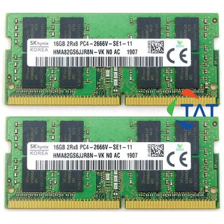 Ram DDR4 Laptop 16GB SK Hynix 2666MHz Chính Hãng (Mới BH 36 Tháng) thumbnail