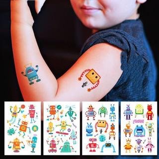 Hình xăm dán chống nước đa dạng chủ đều cho bé trai và bé gái thỏa thích sáng tạo cùng bạn bè BBShine ST008 thumbnail