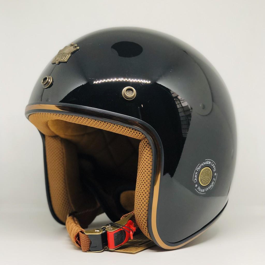 Mũ bảo hiểm 3/4 Royal M20C chính hãng(Size L-XL-XXL)