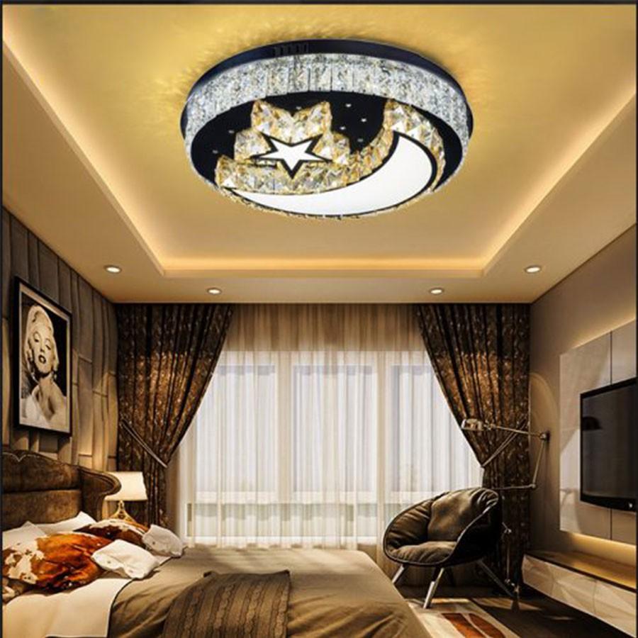 Đèn ốp trần, đèn trần trang trí phòng khách, phòng ngủ hiện đại mẫu phale