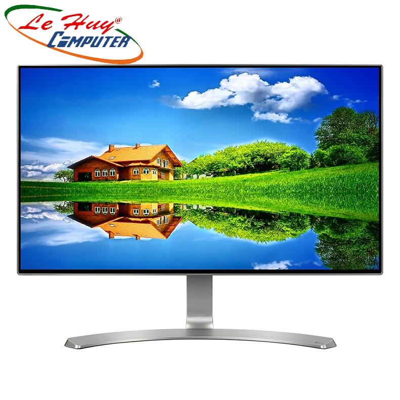 [Mã ELLAPDESK giảm 5% đơn 3TR] Màn Hình LG 24MP88HV-S 24inch FullHD 5ms 75Hz IPS Speaker