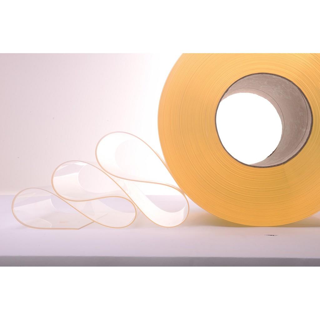 Tấm Nhựa PVC Dẻo TC Trong Dày 1.5mm Bản Rộng 200mm
