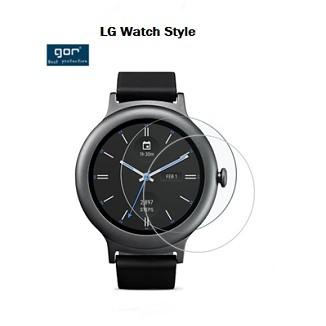 LG WATCH STYLE – MIẾNG DÁN CƯỜNG LỰC SMARTWATCH HIỆU GOR