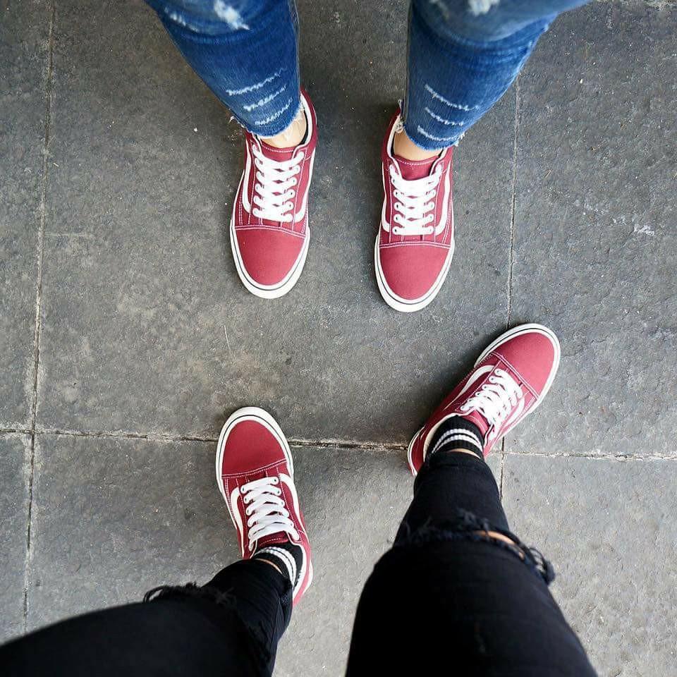 Giày thể thao Zan đỏ đô -TẶNG KÈM HỘP + VỚ SỌC HÀNảnh thật 100%
