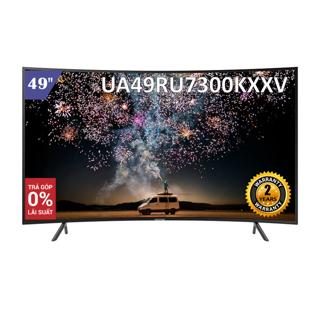 Hình ảnh [Mã SAMSRU73 giảm 10% đơn 7TR] Smart Tivi Samsung 4K 49 inch UA49RU7300KXXV-1