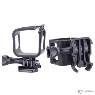 BEST FOR YOU! Low Profile Housing Frame Cover Case Mount Holder for GoPro Hero 4 5 Sessio