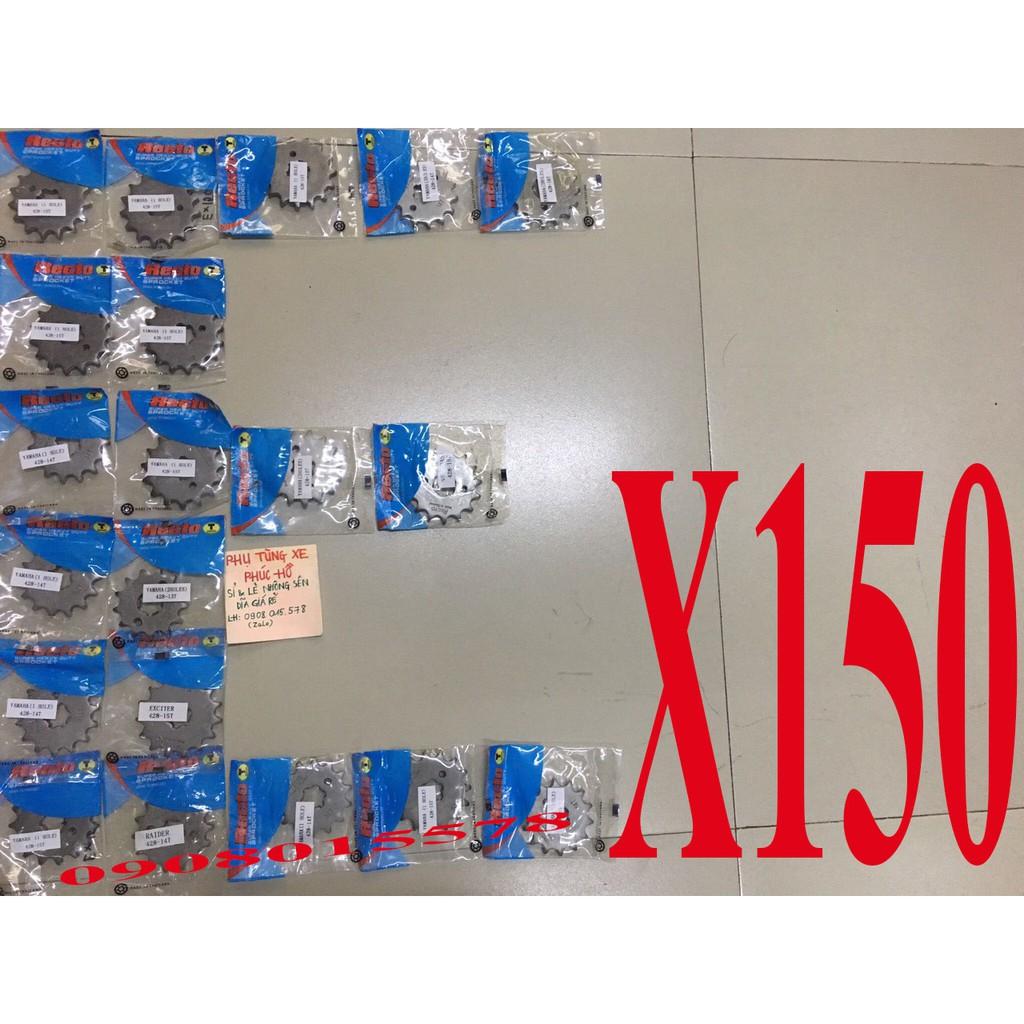 Exciter150 FZ150i TFX Mlaz Nhông Recto Size 13-14-15-16