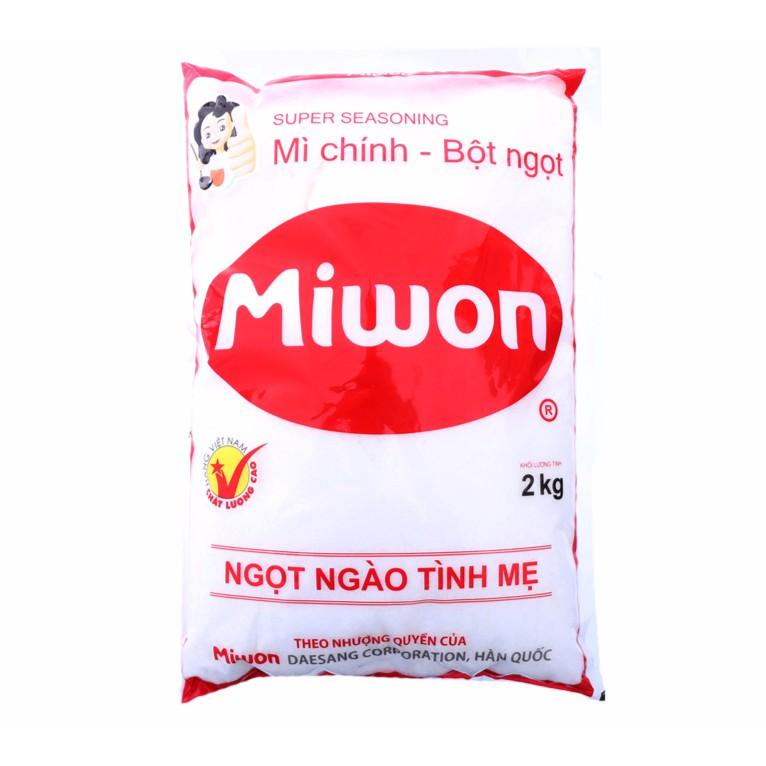 Bột ngọt (mì chính) Miwon gói 2kg cánh M (cánh nhỏ) - 3052057 , 495183604 , 322_495183604 , 85000 , Bot-ngot-mi-chinh-Miwon-goi-2kg-canh-M-canh-nho-322_495183604 , shopee.vn , Bột ngọt (mì chính) Miwon gói 2kg cánh M (cánh nhỏ)