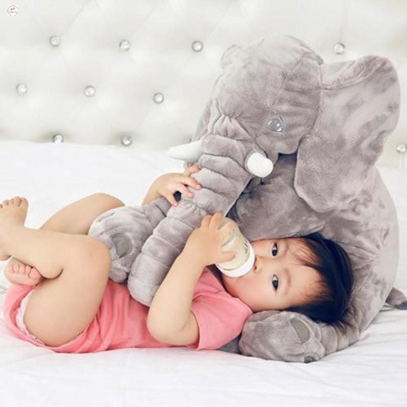 [SALE]Voi Bông Đáng Yêu Cho Bé ôm đi ngủ, đáng yêu ngộ ngĩnh