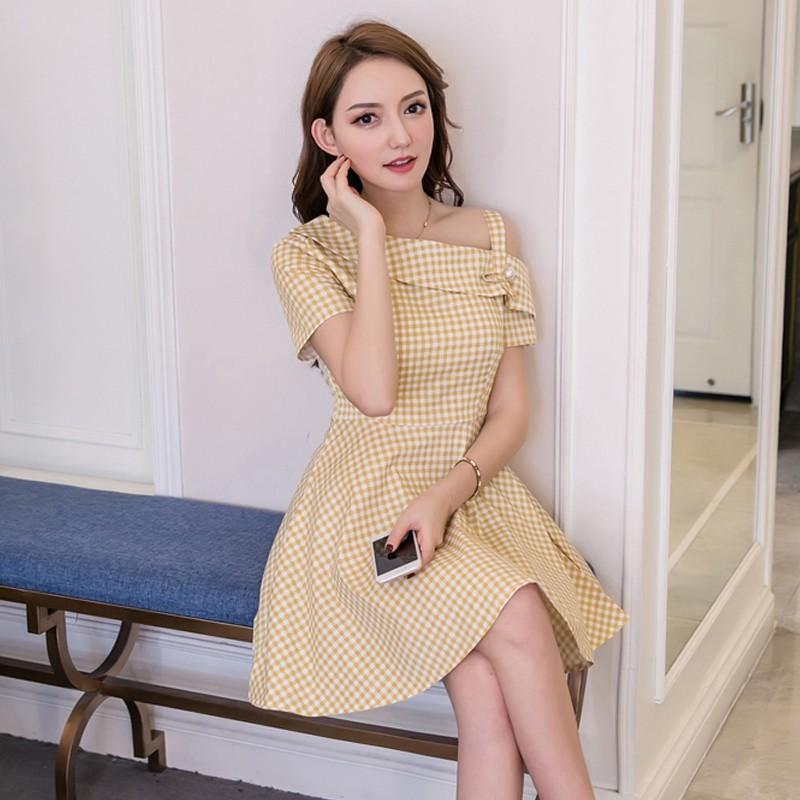 Đầm Bé Gái Thời Trang Hàn Quốc