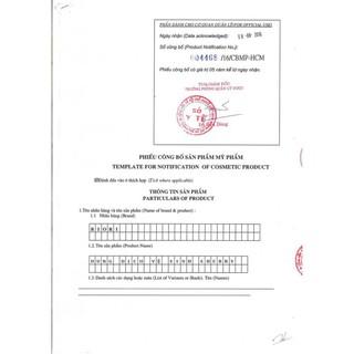 Dung dịch vệ sinh phụ nữ Riori Sherry - Nước hoa vùng kín 5