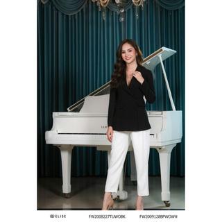 Áo vest đen thiết kế Elise FW2008227TUWOBK thumbnail