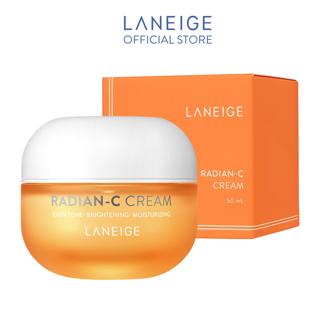 """Kem dưỡng trắng da làm mờ đốm nâu Laneige Radian-C Cream 50ML giá chỉ còn <strong class=""""price"""">99.000.000.000đ</strong>"""