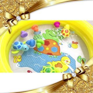 HOTCHENG [Mã TOYDEC giảm 10% tối đa 15K đơn từ 50K] Thú bơi dưới nước ngộ nghĩnh cho bé ( size To)