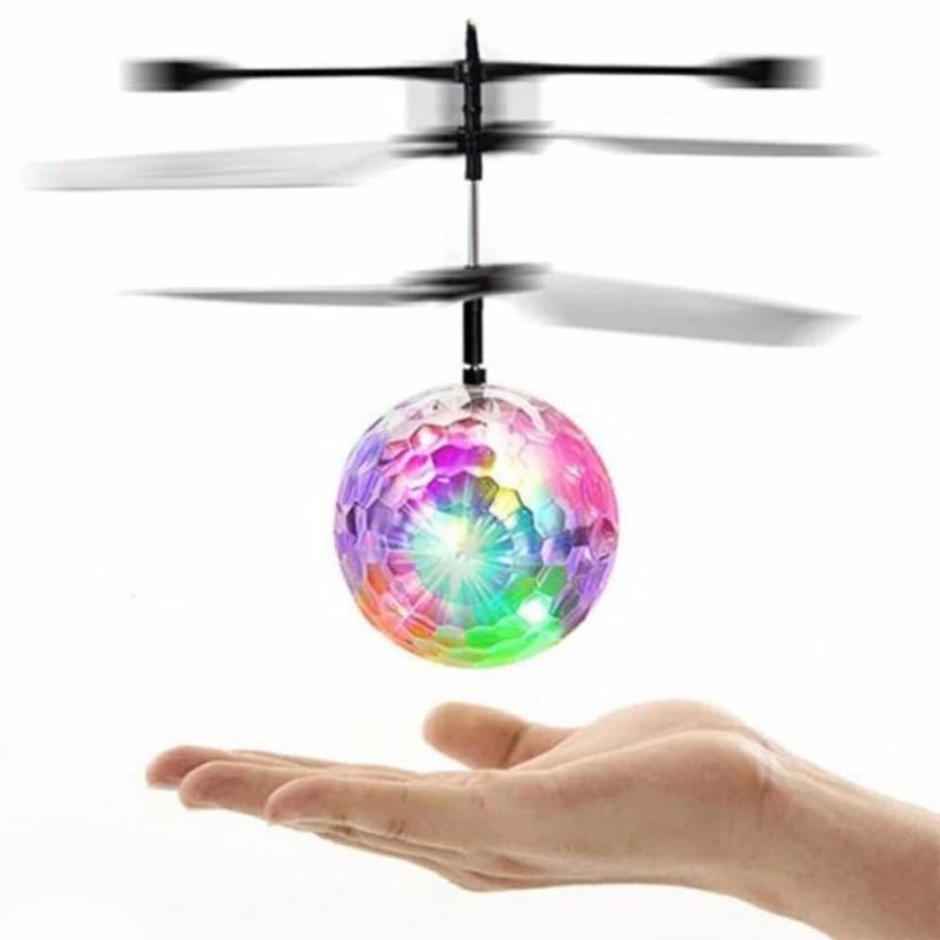 Quả cầu Pha Lê bay cảm ứng phát sáng Flying Ball