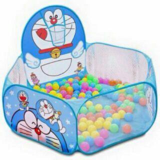 Lều bóng/ nhà banh cho bé ( chưa kèm bóng)