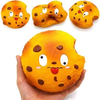 Đồ chơi bóp nén tạo hình bánh quy sô cô la dễ thương mã SPVB8155