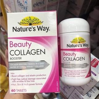 Viên uống Collagen Nature s Way 60 viên thumbnail