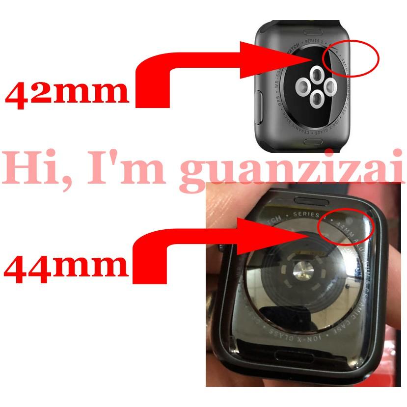 Dây đeo silicon cho đồng hồ thông minh Apple Watch 1 / 2 / 3 /4 / 5/6/SE,Iwatch 42mm/44mm