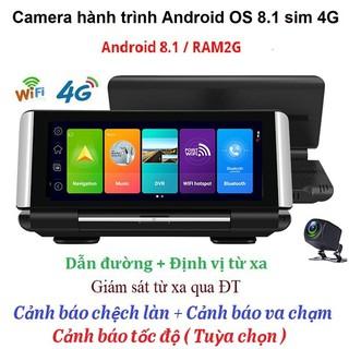 Camera HT Android SIM 4G 2G RAM định vị dẫn đường bằng giọng nói