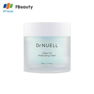 Kem Dưỡng Ẩm Chuyên Sâu Dr.Nuell Water - Full Moisturizing Cream 50ml