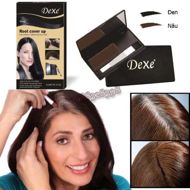 [XẢ KHO GIÁ SỐC] bảng màu che tóc bạc - Bộ che tóc bạc tạm thời Dexe